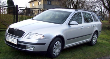 Škoda Octavia Combi II, 1.6 TDi, r.v. 2008-2011