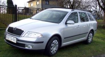 Škoda Octavia Combi II, 1.9 TDi, r.v. 2008-2011