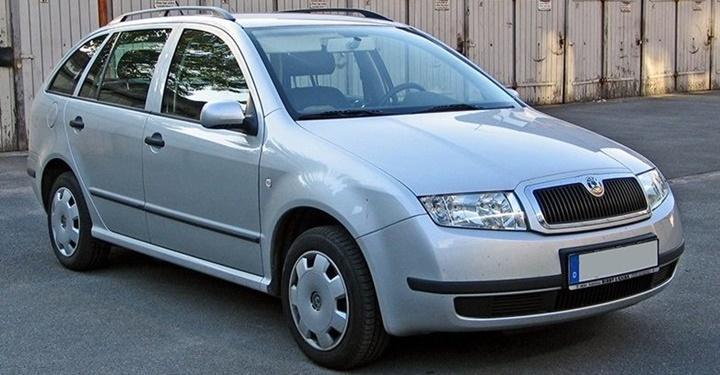 Škoda Fabia Combi I, 1.2 HTP, r.v. 2003-2005