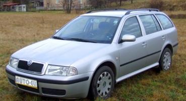 Škoda Octavia Combi I, 1.9 TDi, r.v. 2004-2006